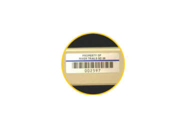 Plastic Label